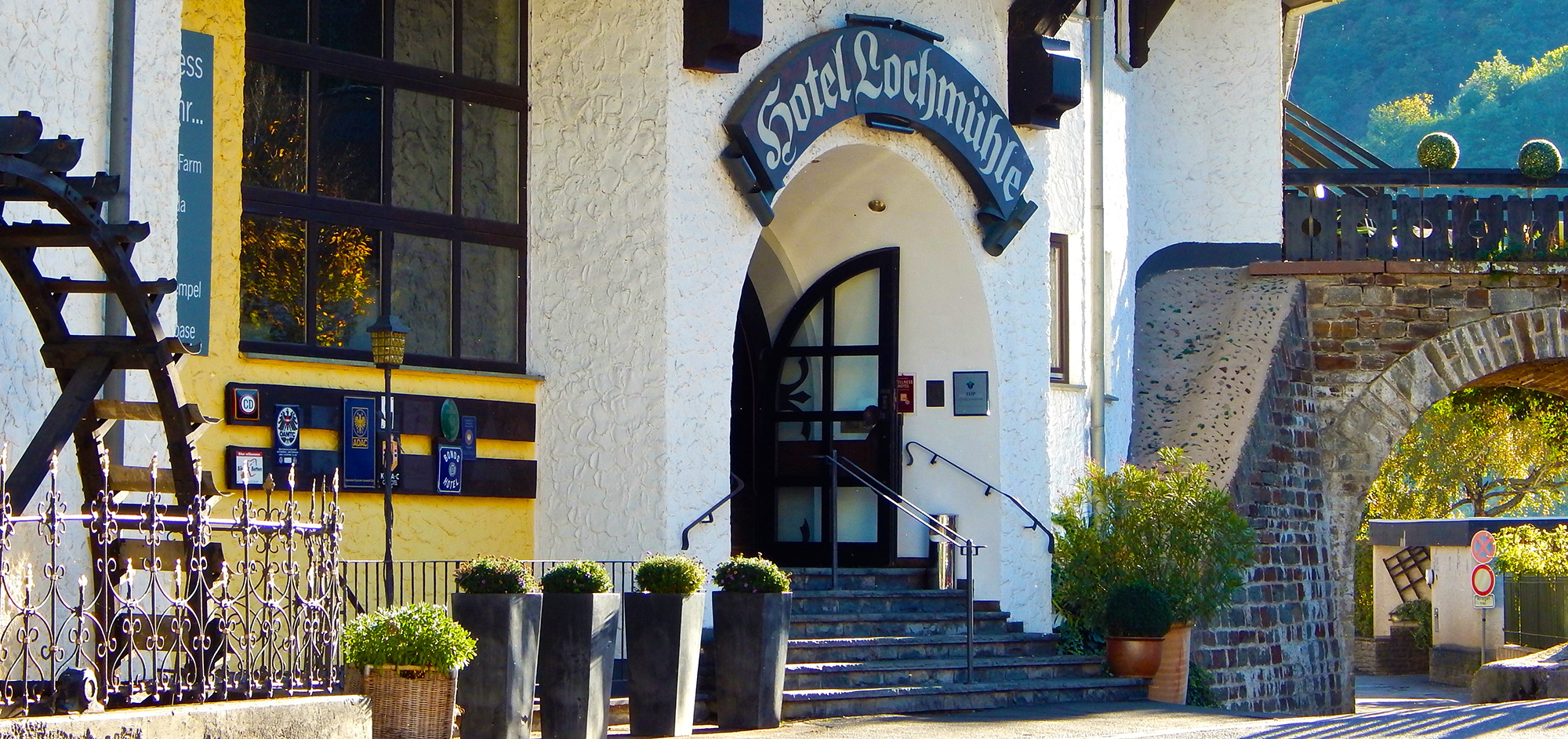 Hotel Lochmuehle Mayschoss Germany