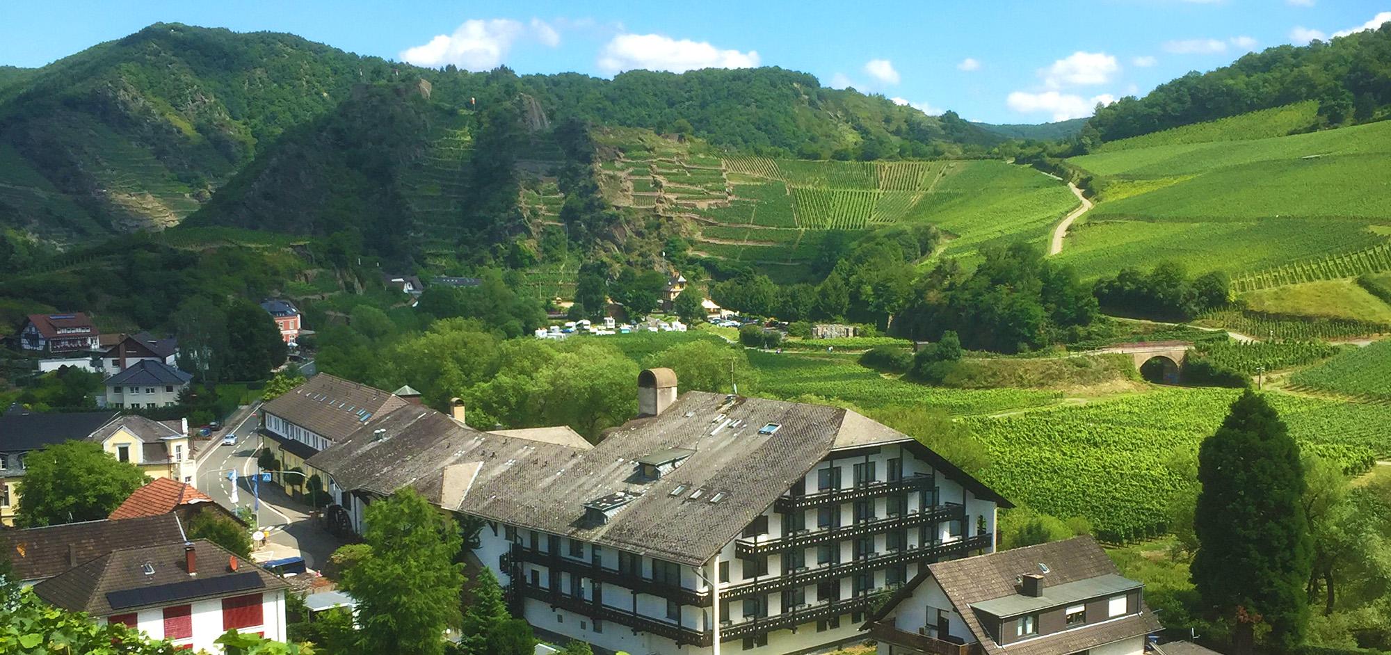 Mayschoss Rhineland Palatinate Germany