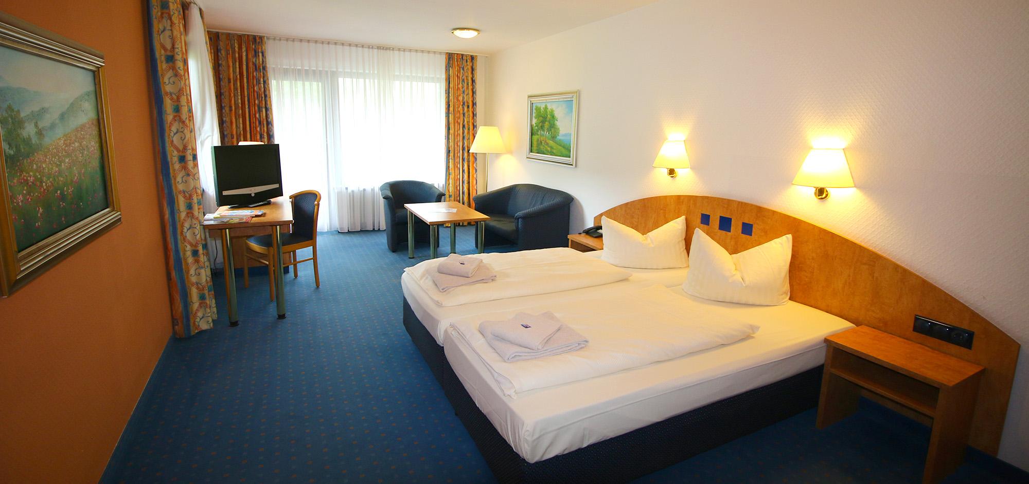 Hotel Lochmuehle Rooms